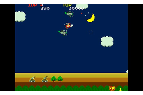 Play Sky Kid Deluxe (set 1) • Arcade GamePhD