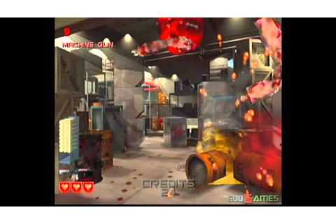 Target Terror - Gameplay Wii (Original Wii) - YouTube