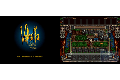 Valhalla & The Fortress Of Eve : Hall Of Light - The ...