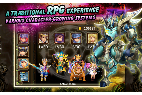 Legend of Roland: Action RPG - Android Apps on Google Play
