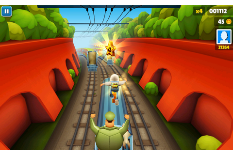 """Subway Surfer"" PC Game 1 Link MEGA - Identi"