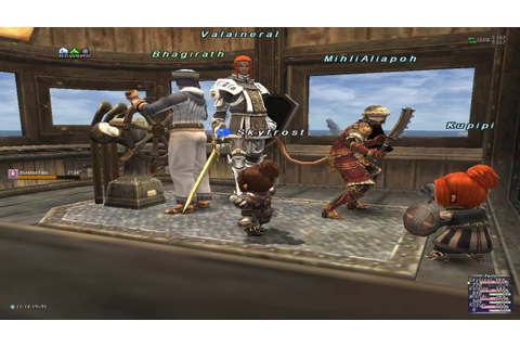 Final Fantasy XI: #13 - YouTube