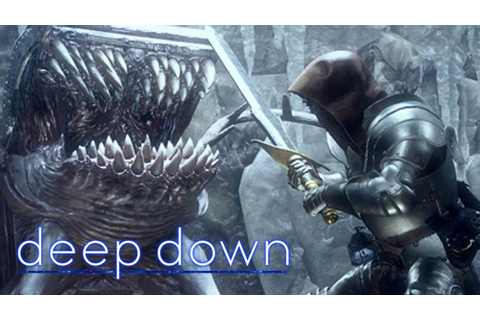 Deep Down (PS4) - New Gameplay [1080p] TRUE-HD QUALITY ...