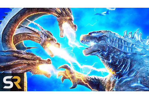 25 Most Powerful Godzilla Monsters - YouTube