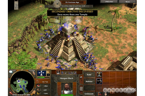 Jamatano: Age of Empires 3
