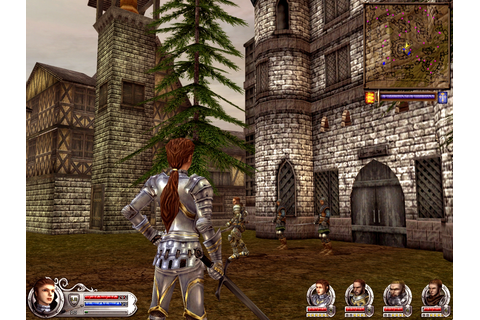 Download Wars and Warriors: Joan of Arc Full PC Game