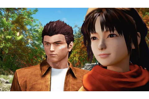 New Shenmue 3 gameplay shows the return of forklift jobs ...