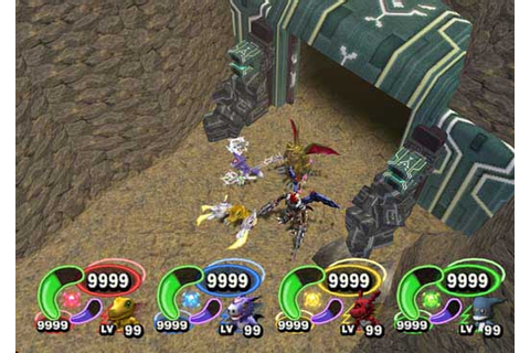 Download game Digimon World 4 for PC ~ Zulfikar Blog