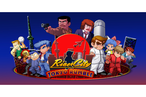 River City: Tokyo Rumble | Nintendo 3DS download software ...