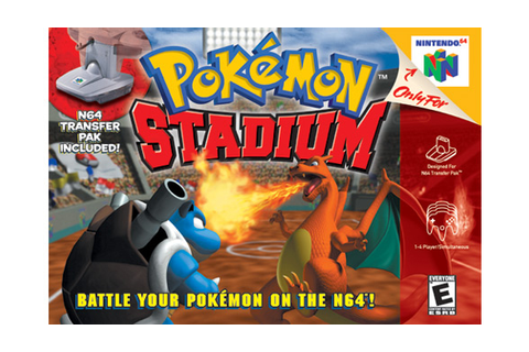 Pokémon Stadium | Pokémon Video Games
