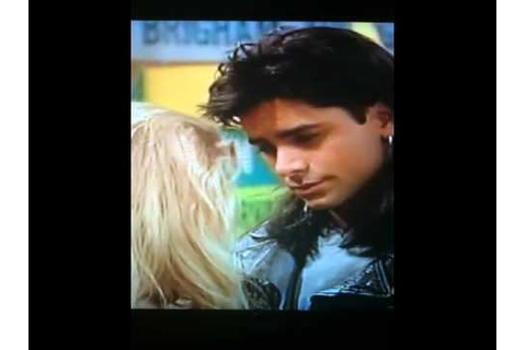 Full house kissing a lot - YouTube