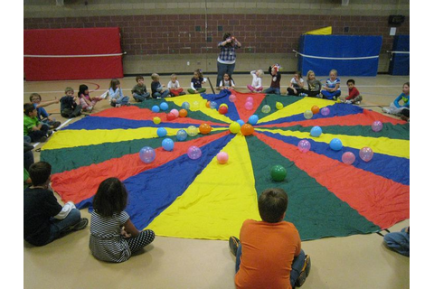 17 Best images about Education parachute games on ...