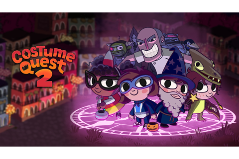 Costume Quest 2 Game | PS3 - PlayStation
