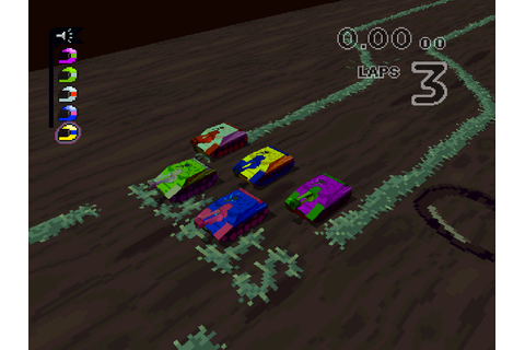 Micro Machines V3 (E) ISO
