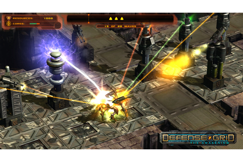 Download Defense Grid: The Awakening Full PC Game