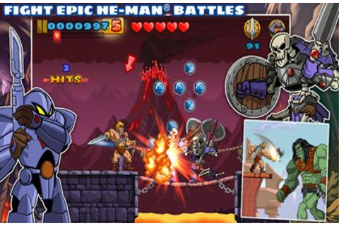 He-Man: The Most Powerful Game in the Universe iPhone game ...