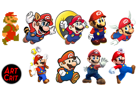 Tell Us What You Love And Hate About Mario's Character ...