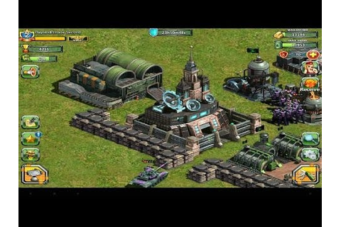 Grand Battle - MMO Strategy: War - Android GamePlay - YouTube