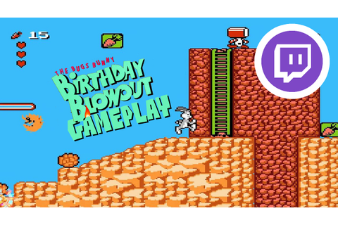 Bugs Bunny Birthday Blowout NES | Gameplay Thursday ...