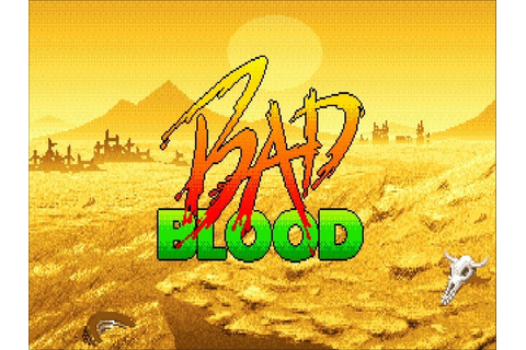 Bad Blood - Intro/Opening - (Roland MT-32) PC MS-DOS Game ...