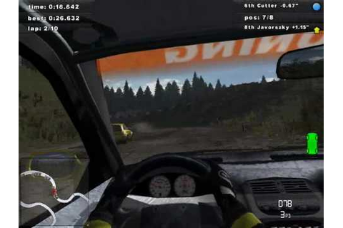 cross racing championship 2005 gameplay - YouTube