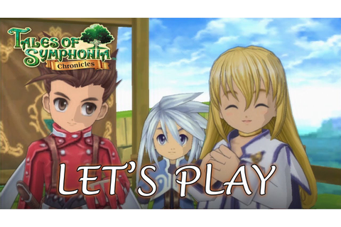 Tales of Symphonia Chronicles - PS3 - Let's Play Tales of ...