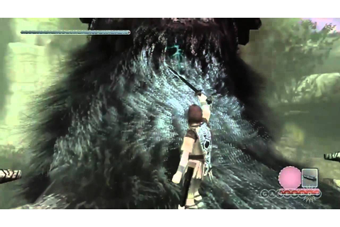 ICO and Shadow of the Colossus Collection: Fourth Boss ...