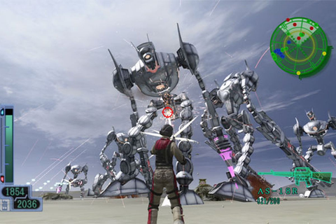 Earth Defense Force 2017 coming to Vita in North America ...