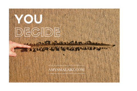 Drawing your line in the sand | HuffPost
