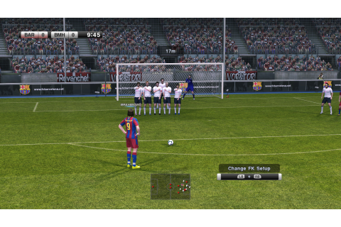 Screenshot image - Pro Evolution Soccer 2011 - Mod DB