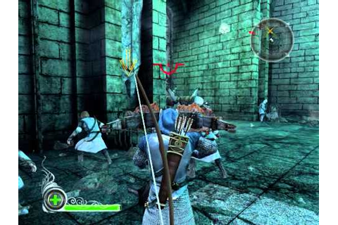 Lord of The Rings : Conquest : Walkthrough Minas Morgul ...
