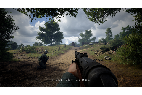 Indie Game Hell Let Loose Is A Realistic Take on World War II