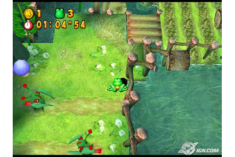 Frogger's Adventure Screenshots, Pictures, Wallpapers ...