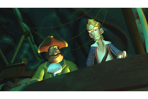 Tales of Monkey Island › Games-Guide