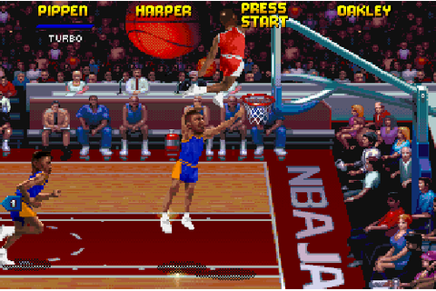 The Friday Five: Best Arcade Basketball Game of Each ...