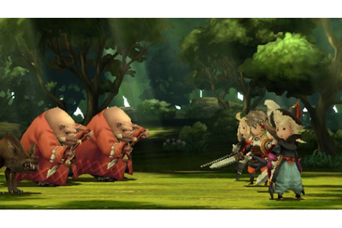 Bravely Default Is Basically Final Fantasy V – For Better ...