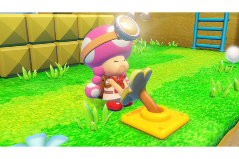 Captain Toad: Treasure Tracker (Switch) review – Tired Old ...