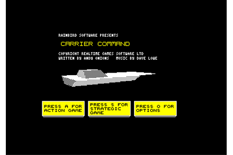 Download Carrier Command - My Abandonware