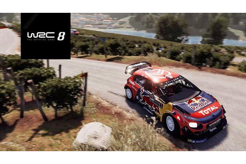 WRC 8: FIA World Rally Championship Save Game File Location