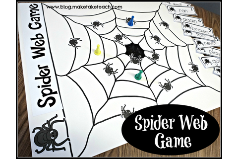 Halloween Themed Activities Perfect for Centers! - Make ...