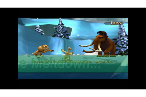 Ice Age 2: The Meltdown Game Presentation Montage 2 - YouTube