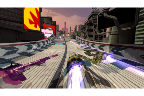 WipEout HD - PSN Review | Chalgyr's Game Room