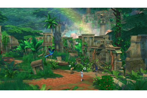 Get Wild with The Sims 4 Jungle Adventure
