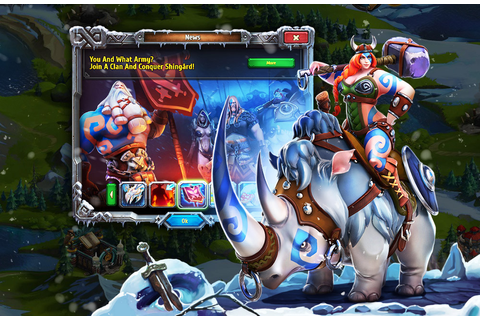 Nords: Heroes Of The North | MMORPG Game | Plarium.com