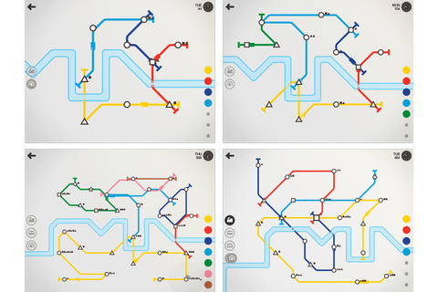 Game Day: Mini Metro - MacStories