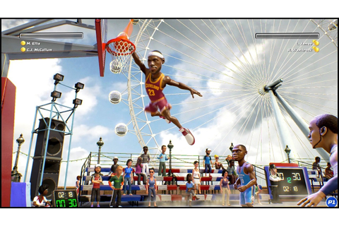 NBA Playgrounds - Official Trailer - YouTube