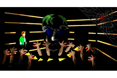 Escape from Delirium (1995) - Game details | Adventure Gamers