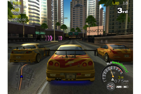 FREE DOWNLOAD PC GAMES STREET RACING SYNDICATE (SRS) FULL ...