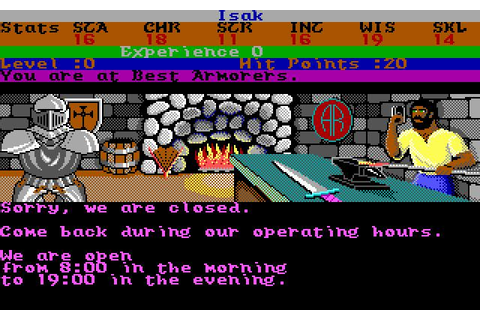 Alternate Reality: The City Download (1988 Role playing Game)