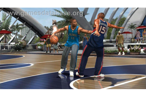 NBA Ballers:Chosen One - Microsoft Xbox 360 - Games Database